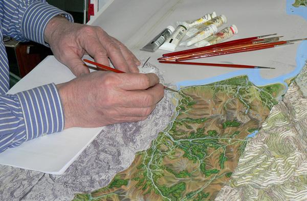 Fir Tree Maps
